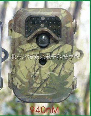 红外监控相机 野生动物红外自动监测仪