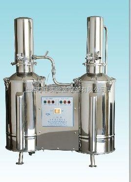 不锈钢电热蒸馏水器(重蒸)