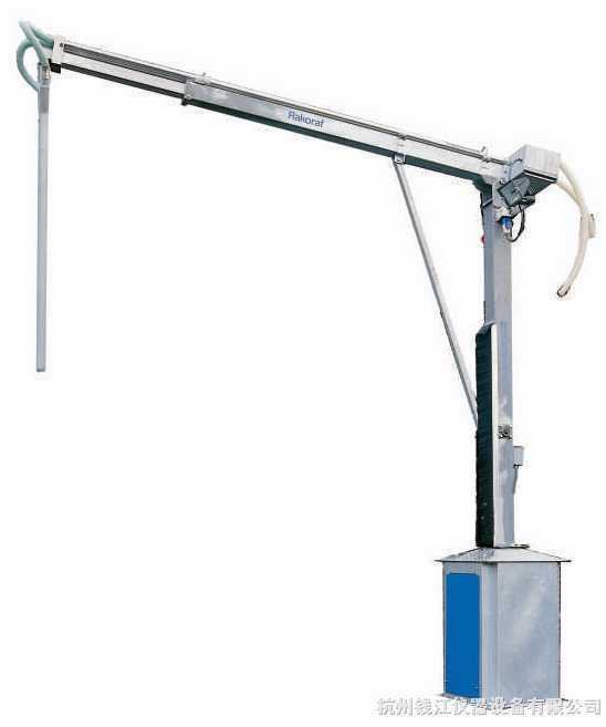 rakorafs cee 机械臂车船取样器/液压臂粮仓取样器图片