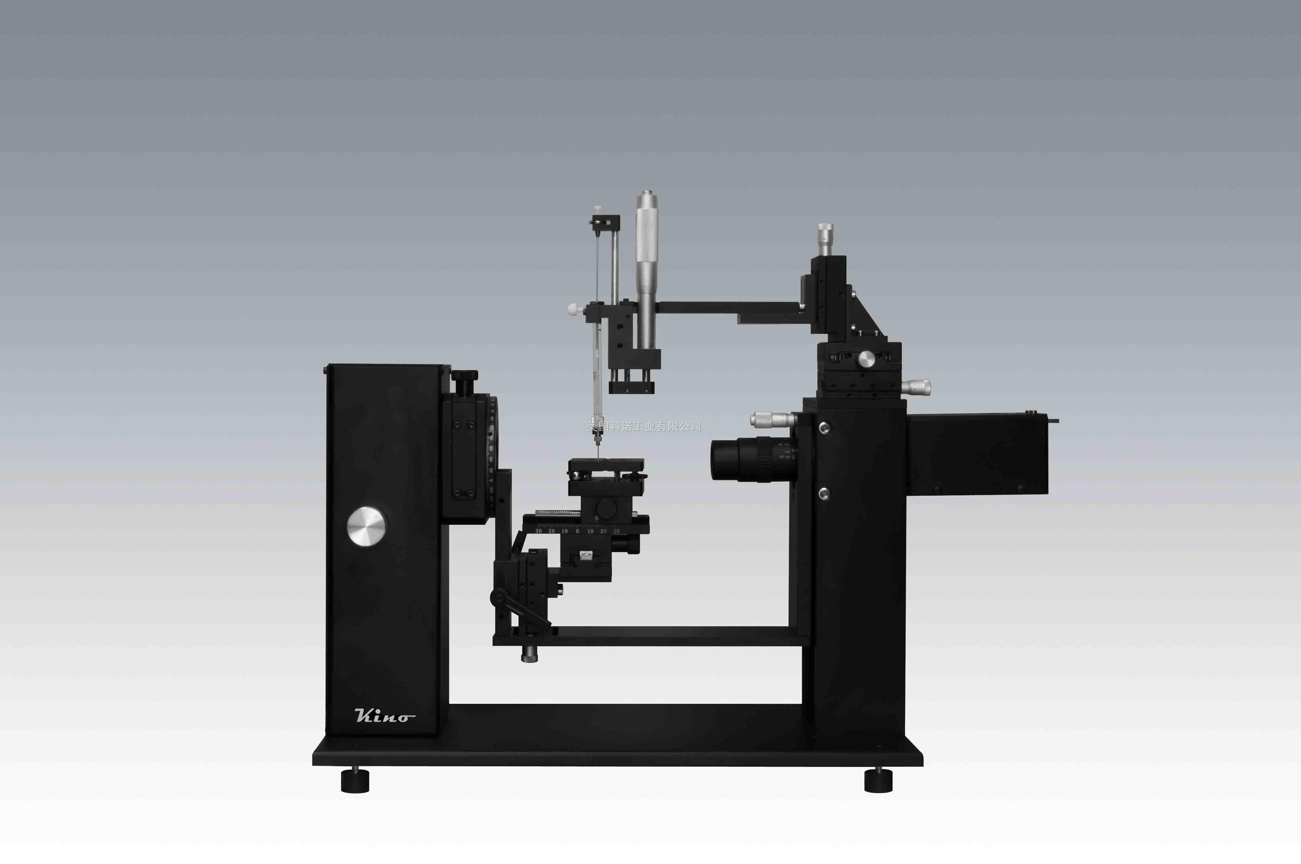 由精密光学机械结构,光学成像系统,精密滴定系统以及专业级的界面化学