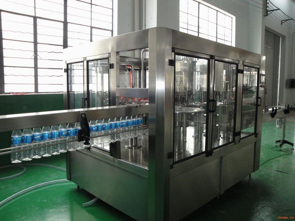 昆明矿泉水小瓶线全自动生产设备,小瓶水生产设备,拔盖机设备,小瓶水设备报价