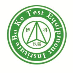 金坛市博科试验设备研究所公司logo