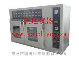 KD-908 胶带保持力试验机(烘箱型)产品图片