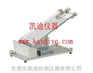 KD-910 胶带初粘性试验机产品图片