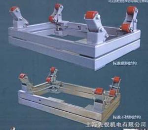 XY 上海钢瓶秤,上海钢瓶地磅称,上海称钢瓶电子秤产品图片
