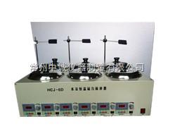HCJ-6D ·水浴恒温磁力搅拌器产品图片