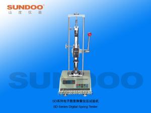 山度SD-50-500数显弹簧拉压试验机产品图片