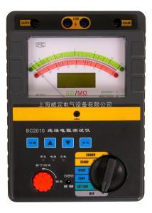 WD2000 智能双显绝缘电阻测试仪产品图片