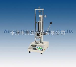 HT10-500N 供应|弹簧试验机|弹簧机|海宝HT10-500N系列弹簧拉压试验机产品图片