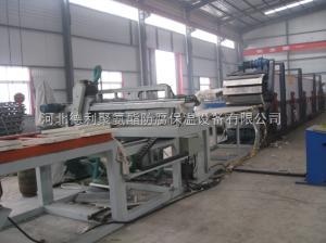 承德真金板生產線 承德真金板設備廠家 承德聚氨酯板材生產線