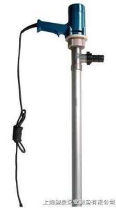 SB系列 SB系列不锈钢电动抽液泵|铝合金电动油桶泵