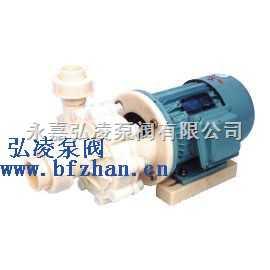 化工泵生產廠家:FS型工程塑料離心泵