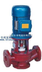 化工泵生產廠家:SL型耐腐蝕玻璃鋼管道泵