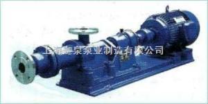 I-1B型不锈钢浓浆泵