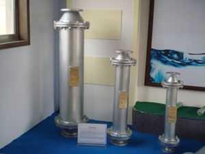 LCH-A 循環水磁化除垢器