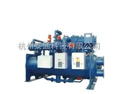 LG高温出水离心式热泵机组