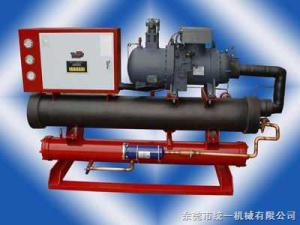 TYSW-030S~TYSW-200D 螺桿式冰水機