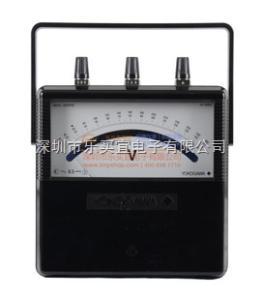 201318 201318交流電壓表-日本橫河2013-18AC電壓表