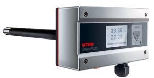 HF52 系列 瑞士羅卓尼克工業暖通變送器