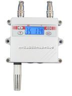 TKS-F LCD精致型壁掛式溫濕度變送器