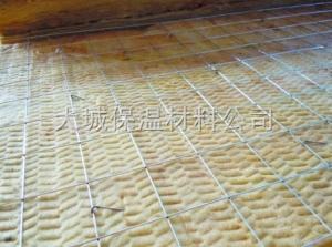 插絲巖棉復合板生產廠家【鍍鋅鋼絲網巖棉板】廠家