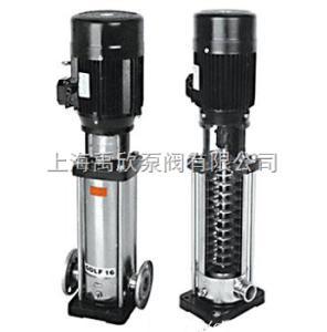 QDLF 不銹鋼立式多級離心泵