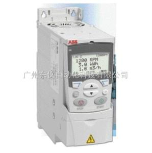 ACS310 ABB ACS310-03E-01A3-4变频器,ABB变频器广州报价