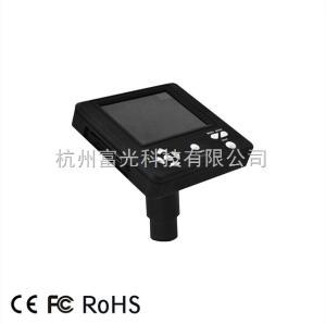 MDC2000型带耦合镜头LCD显微镜数码相机价格产品图片