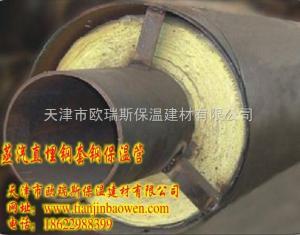 欧瑞斯 钢套钢蒸汽直埋保温管