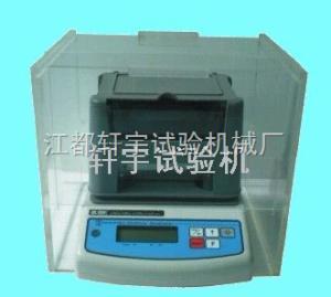 XY-300A 數顯橡膠密度計