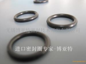 氟胶耐高温密封件、进口O型橡胶圈