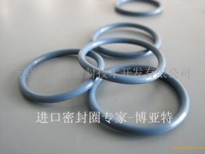 进口氟橡胶密封圈、O型橡皮圈工厂