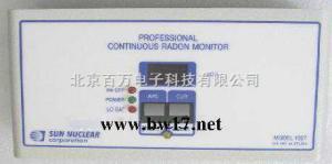 QT112-1027 连续测氡仪 连续空气测氡仪产品图片