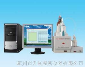 TLS-2000型 微机硫醇硫测定仪产品图片