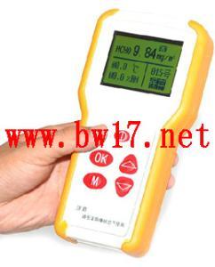 QT1624-HCHO型 甲醛测定仪,室内甲醛检测仪,低浓度甲醛含量分析仪产品图片