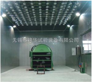 整车空调环境试验舱产品图片