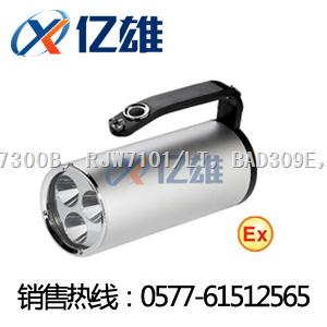 RJW7101/LT (手提式防爆充电灯)防爆应急照明灯(手提式防爆充电灯)产品图片