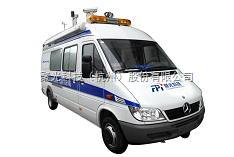 聚光大氣應急監測車