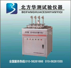HC-300A 新型热变形、维卡软化点温度测定仪(微机控制)产品图片
