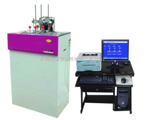 HH-300D 热变形维卡软点温度测定仪 硫化橡胶脆化温度测定仪产品图片
