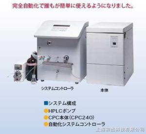 CPC240 高效离心分配色谱产品图片