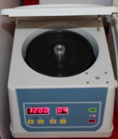毛细管血液离心机 TG12MX产品图片