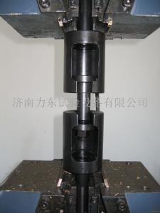 钢结构螺栓螺钉拉伸试验夹具 楔负载试验夹具产品图片