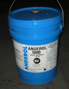 anderol 555 工艺压缩机润滑油产品图片