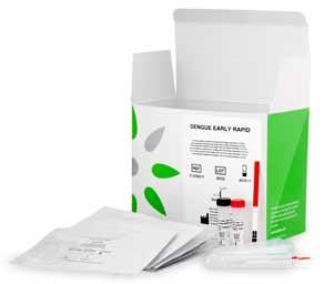登革热Panbio试剂盒 产品图片