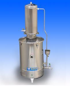 不锈钢电热蒸馏水器产品图片