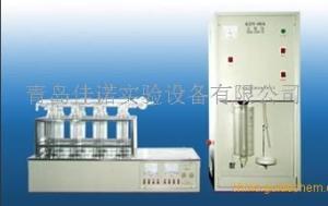 潍坊定氮仪寿光凯式定氮仪产品图片